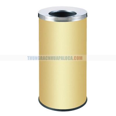 Thùng rác inox vuông TLJA35-L
