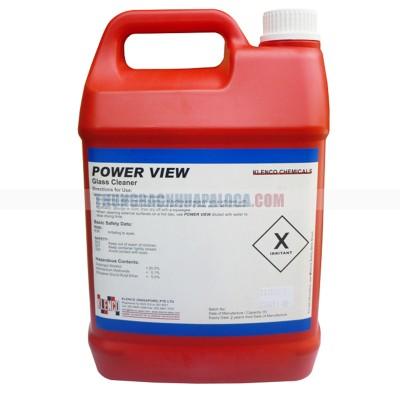 Hóa chất làm sạch tẩy rửa kính Power View PW - 05