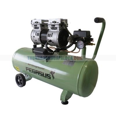Máy nén khí không dầu, giảm âm PEGASUS TM- OF550- 35L