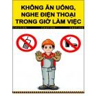 Biển báo an toàn trong xây dựng