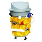 Túi quây thùng rác nhựa bổ xung