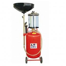 Máy hút dầu thải dùng khí nén KQ-3197